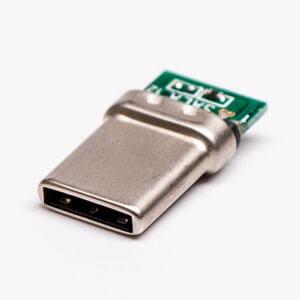 USB Type C连接器