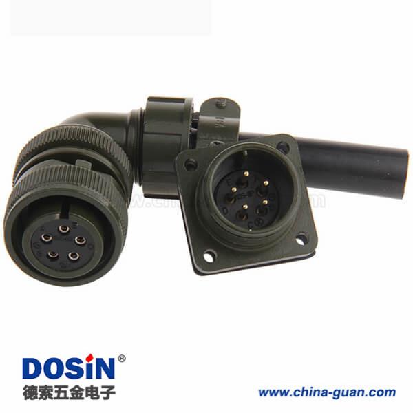 机械设备MS3108A22S-12S供电插头