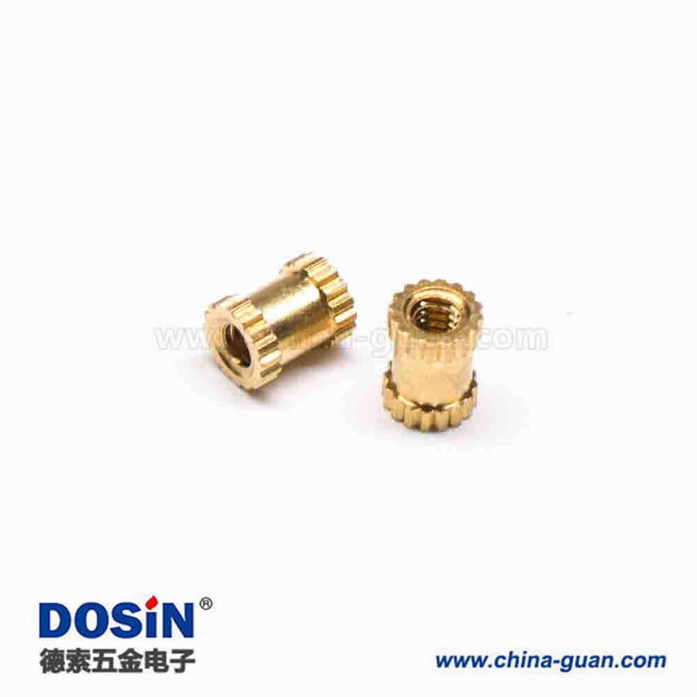 五金件黄铜材质配件螺母