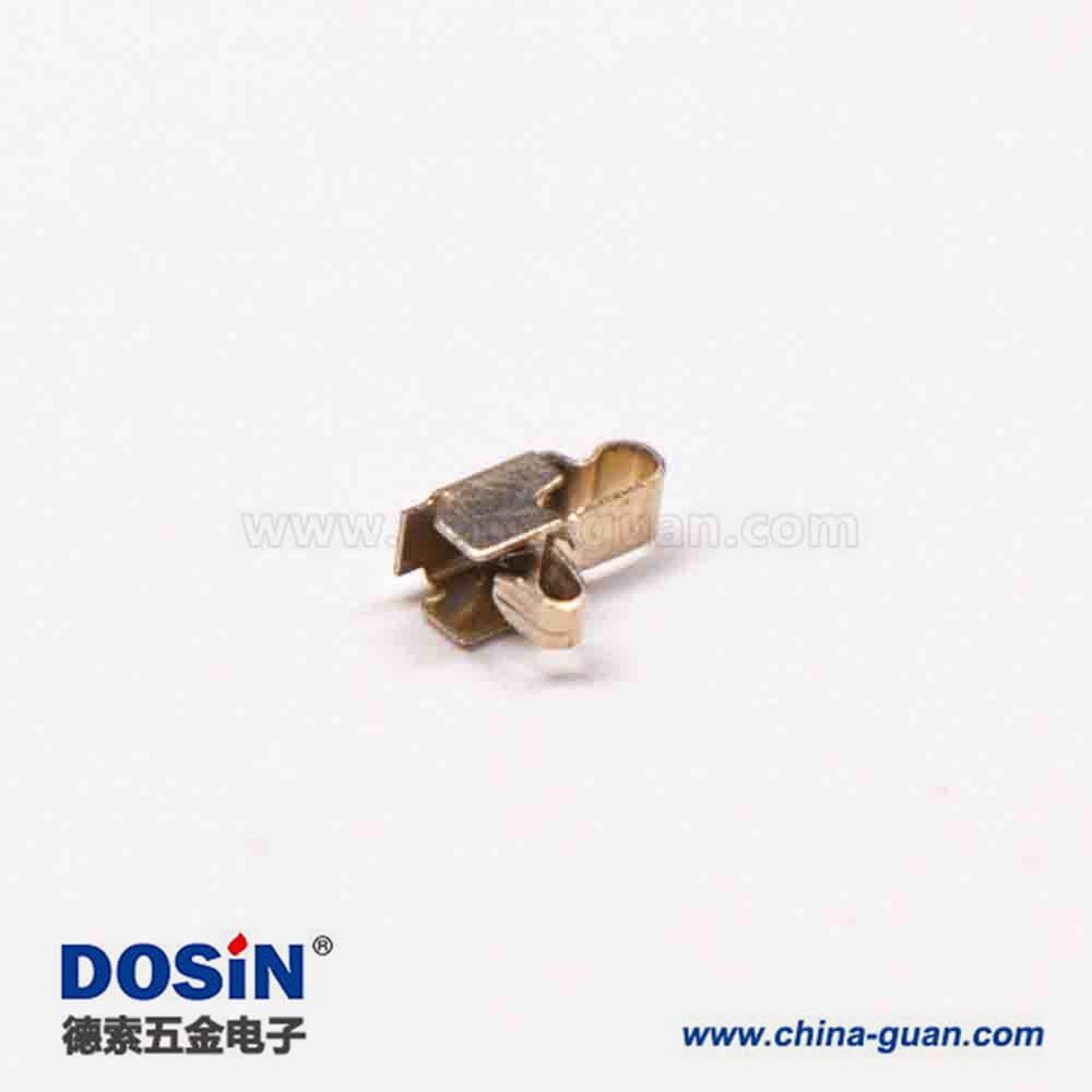 电池铍铜镀金弹片接器