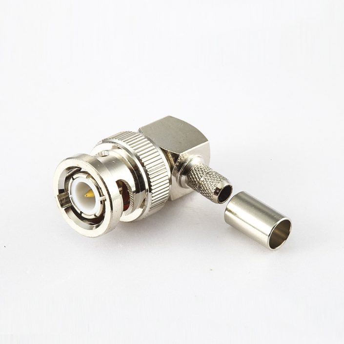 BNCRG213RG213/SYV50-7直式接线压接