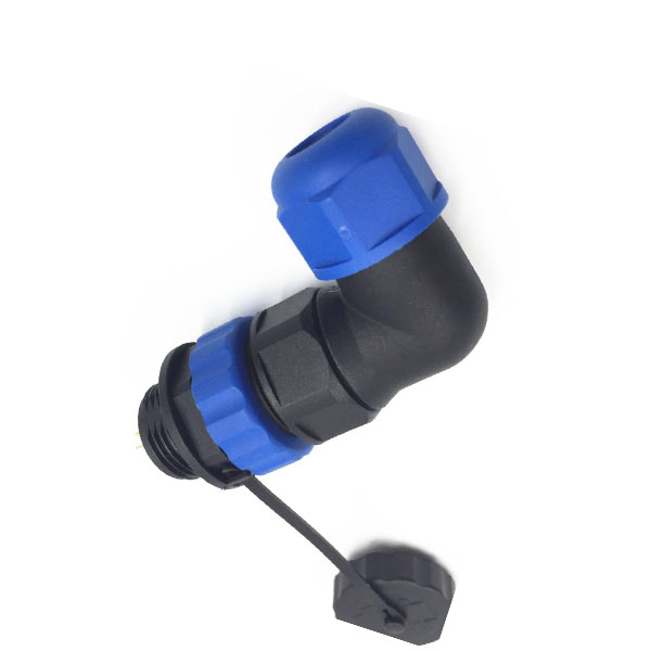 SD21航空插头 14芯航空插注塑式航空插头