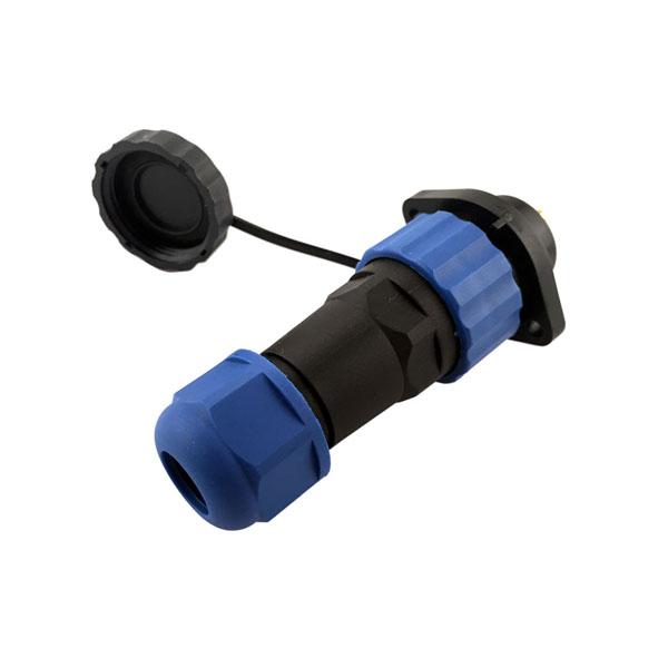 14芯防水连接器 SP21 14芯 航空插头插座