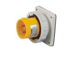 工业公插座IEC6030932A3芯IP67防水